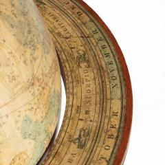 Josiah Loring A pair of 12 inch table globes by Josiah Loring dated 1844 and 1841 - 1675910