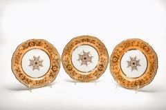 Josiah Spode II Set of Twelve Spode Dessert Plate - 1908982