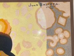 Juan Bacera Juan Baceras Fiesta De Primavera 1932 Art Deco Lithographic Poster - 1482475