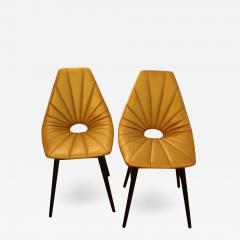 Judit Burian Mid Century Erika Chairs by Judit Burian - 1967092