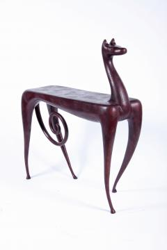 Judy Kensley McKie Horse Side Table - 1002092