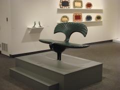 Judy Kensley Mckie Bird Settee - 1050090
