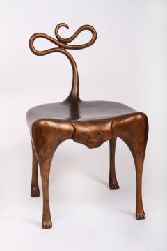 Judy Kensley Mckie Cat Chair - 1051104