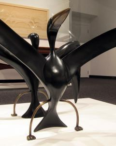Judy Kensley Mckie Crane Coffee Table - 1021997