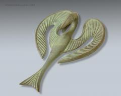 Judy Kensley Mckie Swan Sconce by Judy Kensley McKie 1993 - 1343773