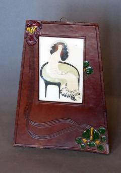 Jugendstil Period Picture Frame - 519168