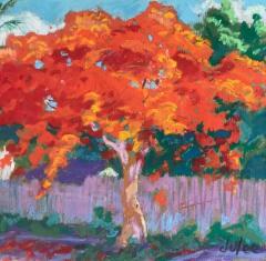 Julee Docking Orange Tree  - 1309600