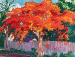 Julee Docking Orange Tree  - 1309601