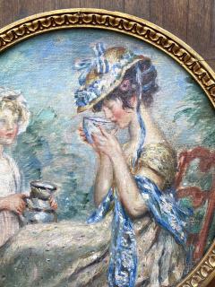 Jules Abel Faivre Afternoon Tea  - 1725451