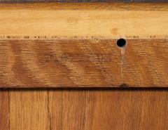 Jules Deroubaix Art Deco Burl Sandalwood Wood and Shagreen Secretaire Cabinet by Jules Deroubaix - 2135333