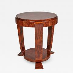 Jules Leleu A Fine Art Deco Gueridon - 479653