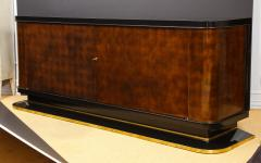 Jules Leleu A French Art Deco Lacquered Cabinet by Jules Leleu and probably Jean Dunand - 1061955