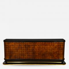 Jules Leleu A French Art Deco Lacquered Cabinet by Jules Leleu and probably Jean Dunand - 1062709