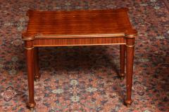Jules Leleu A Jules Leleu Rectangular Coffee Table - 1456348