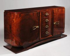 Jules Leleu An Art Deco Sideboard in the style of Jules Leleu - 453988
