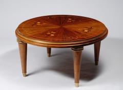 Jules Leleu An Art Deco coffee table in the manner of Jules Leleu - 1235101