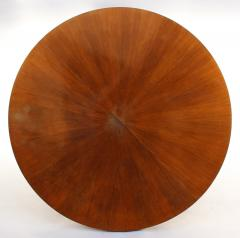 Jules Leleu FINE FRENCH ART DECO EXTENDABLE ROUND DINING TABLE BY JULES LELEU - 977345