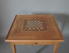 Jules Leleu FINE FRENCH ART DECO PALISANDER GAME TABLE BY JULES LELEU - 992174