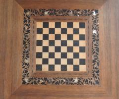 Jules Leleu FINE FRENCH ART DECO PALISANDER GAME TABLE BY JULES LELEU - 992179