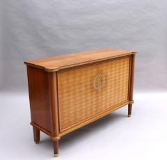 Jules Leleu Fine French Art Deco Palisander and Marquetry Buffet Commode by Jules Leleu - 1184584