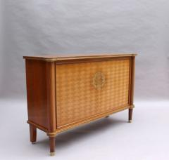 Jules Leleu Fine French Art Deco Palisander and Marquetry Buffet Commode by Jules Leleu - 1184585