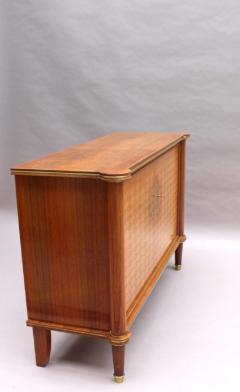 Jules Leleu Fine French Art Deco Palisander and Marquetry Buffet Commode by Jules Leleu - 1184586