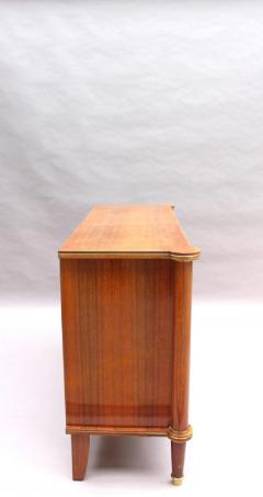 Jules Leleu Fine French Art Deco Palisander and Marquetry Buffet Commode by Jules Leleu - 1184588