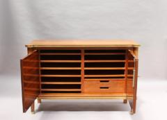 Jules Leleu Fine French Art Deco Palisander and Marquetry Buffet Commode by Jules Leleu - 1184590