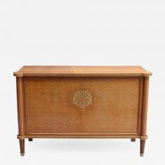 Jules Leleu Fine French Art Deco Palisander and Marquetry Buffet Commode by Jules Leleu - 1184784