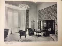 Jules leleu console presented at the 1927 salon des for Salon leleu