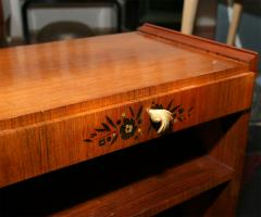 Jules Leleu Jules Leleu Pair Of French Art Deco Side Tables - 1475800