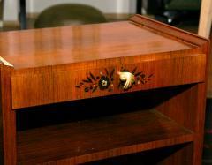 Jules Leleu Jules Leleu Pair Of French Art Deco Side Tables - 1475802