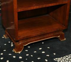 Jules Leleu Jules Leleu Pair Of French Art Deco Side Tables - 1475803