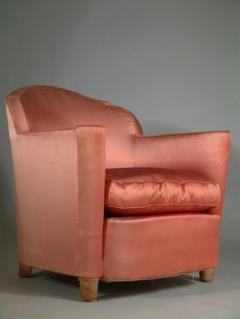 Jules Leleu Jules Leleu Pair of Club Chairs Normandie Model - 1559224