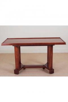 Jules Leleu Jules Leleu Parquetry Top Coffee Table - 1600716