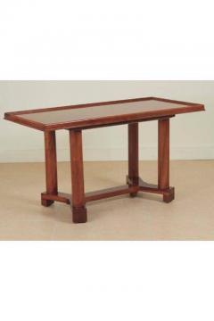 Jules Leleu Jules Leleu Parquetry Top Coffee Table - 1600717