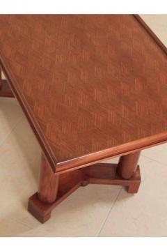 Jules Leleu Jules Leleu Parquetry Top Coffee Table - 1600721