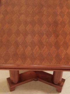 Jules Leleu Jules Leleu Parquetry Top Coffee Table - 1600722