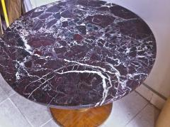 Jules Leleu Jules Leleu Signed Coffee Table with a Superb Marble Top - 423150
