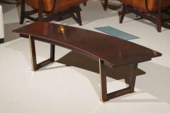 Jules Leleu Rosewood Table - 595638