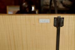 Jules Leleu Stylish sycamore buffet by Jules Leleu - 900154