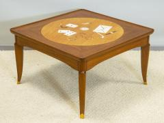Jules Leleu Tribute to Foujita coffee table - 1815672
