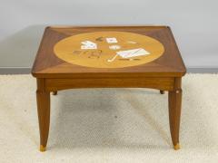Jules Leleu Tribute to Foujita coffee table - 1815673