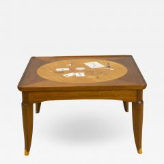 Jules Leleu Tribute to Foujita coffee table - 1816153