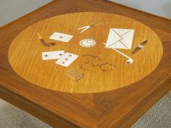 Jules Leleu Tribute to Foujita coffee table - 1815704