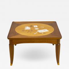 Jules Leleu Tribute to Foujita coffee table - 1816154