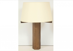 Jules Wabbes Pair of Table lamps solid bronze by Jules Wabbes - 1624634