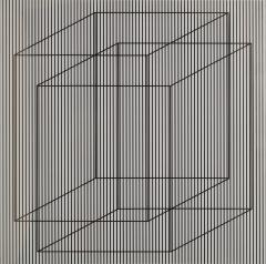 Julian Stanczak Superimposed in Light - 869991