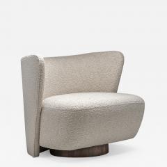 Juliana Lima Vasconcellos e Matheus Barreto Espaldar Lounge Chair - 1563351