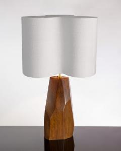 Julien Barrault The Cristal Wood Table Lamp by Julien Barrault - 1634019